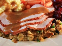 Thanksgiving Day Dinner At Croton Reservoir Tavern