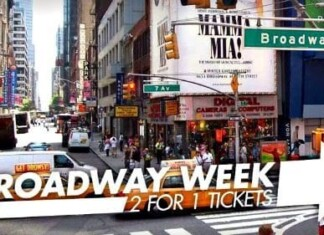 Broadway Week New York City