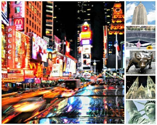 NYC One Day Tours