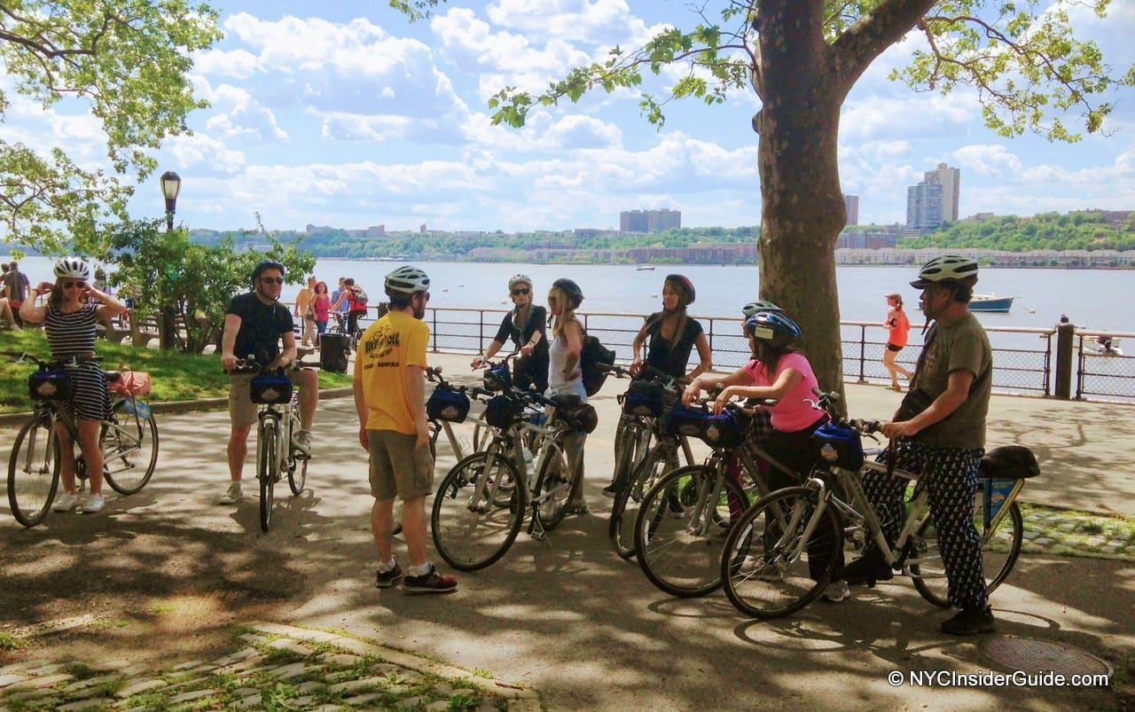 Biking Tours of New York City
