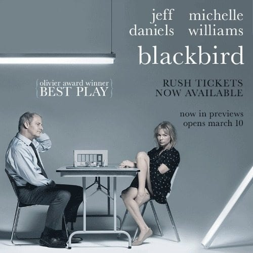 Blackbird Broadway Play