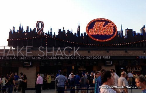 Citifield Mets Shake Shack