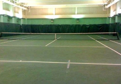 ONE UN New York Hotel Tennis Court
