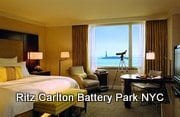Ritz Carlton Battery Park NYC