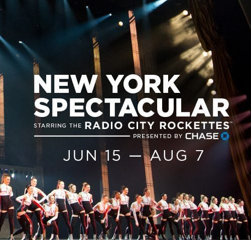 Rockettes New York Spectacular