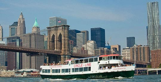 Circle Line Premier - Best of NYC Cruise Adult (Ages 13-64)