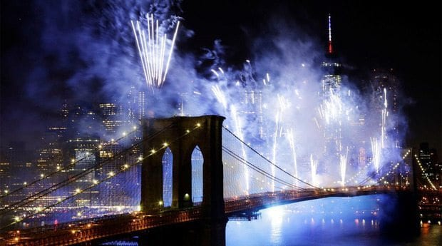 July 4th Fireworks Cruises NYC