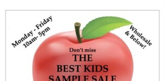 NYC Best Kids Sample Sale