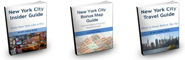 NYC Printable Guide Book