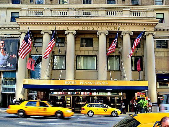 Hotels near penn station madison square garden empire - Restaurant near madison square garden ...