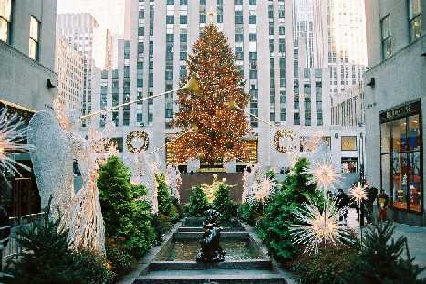 December New York City Events and Holidays