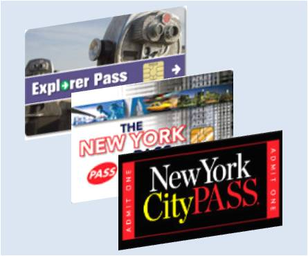 NY City Pass or NY Pass or Explorer Pass