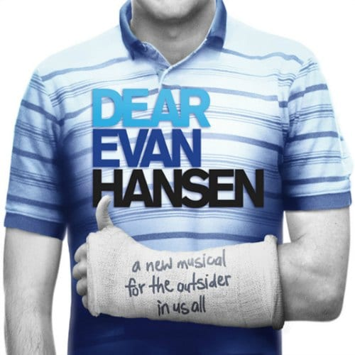 Dear Evan Hansen Broadway Musical