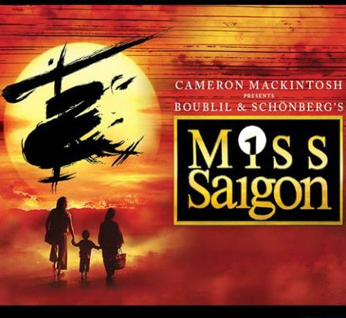 Miss Saigon Broadway Musical