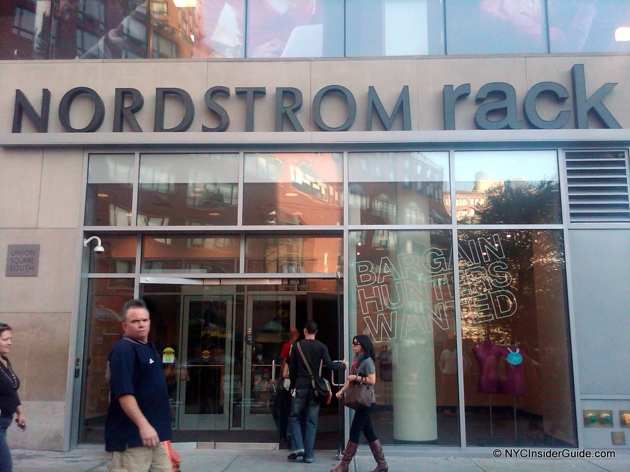 Nordstrom Rack Discount Shopping