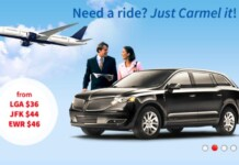 Carmel Limo NYC Airports