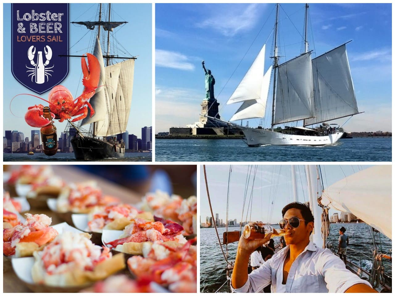 Clipper City Lobster & Beer Lovers Sail