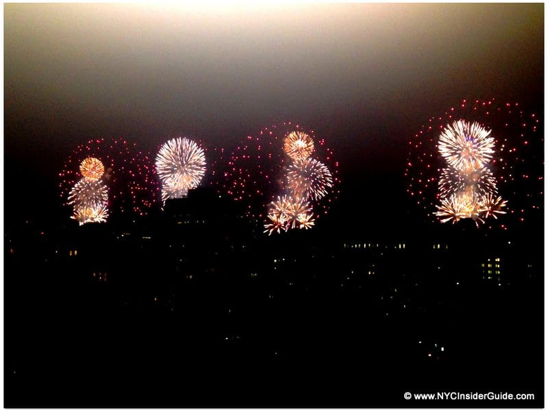 Macys NYC July 4th Fireworks