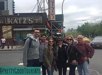 Pretty Good Tours NYC Lower East Side