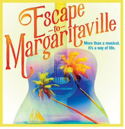 Escape to Margaritaville Broadway Musical