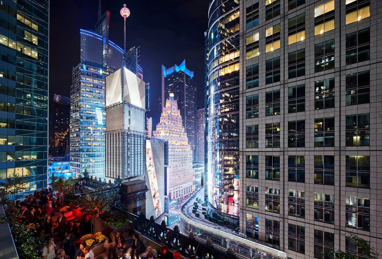 best new years eve nyc hotels