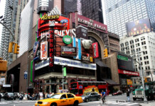 New York City Events March