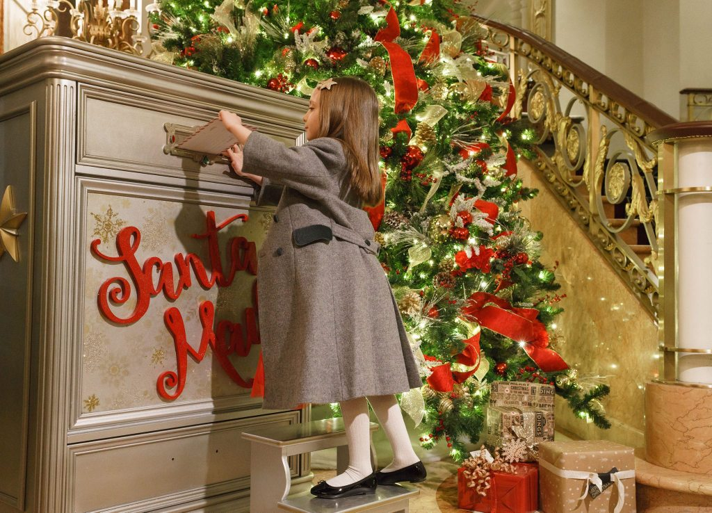 nyc hotels best holiday decorations - Christmas Holiday Decorations