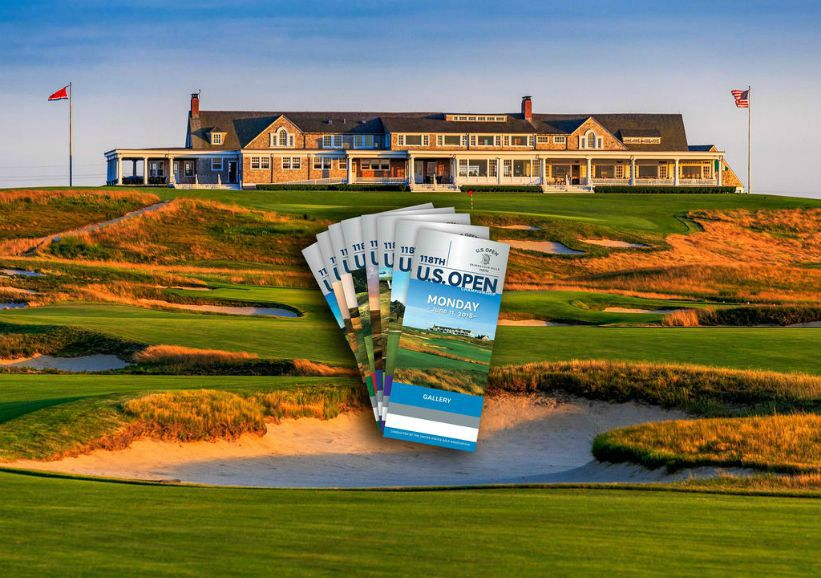 US Open Golf Tickets 2018 | Shinnecock Hills New York