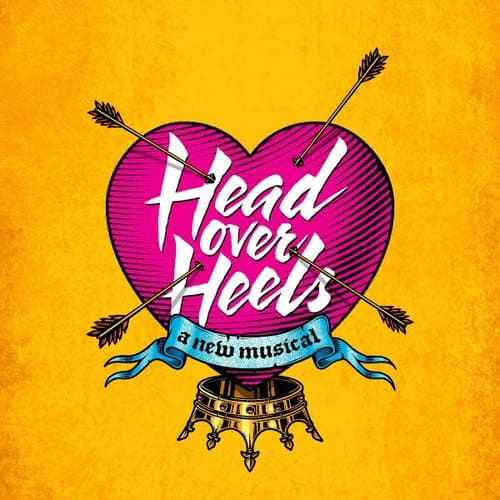 Head Over Heels Broadway Musical