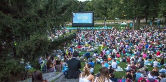 Outdoor Movies NYC