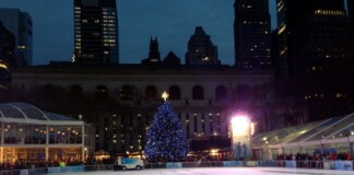 Winter Village at Bryant Park Holiday Market