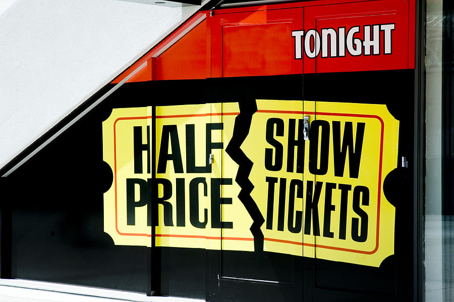 Half Price Broadway Tickets