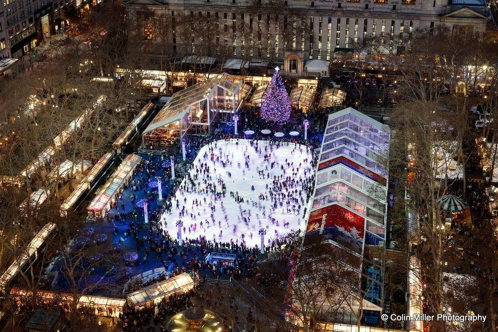 Holiday Markets in NYC