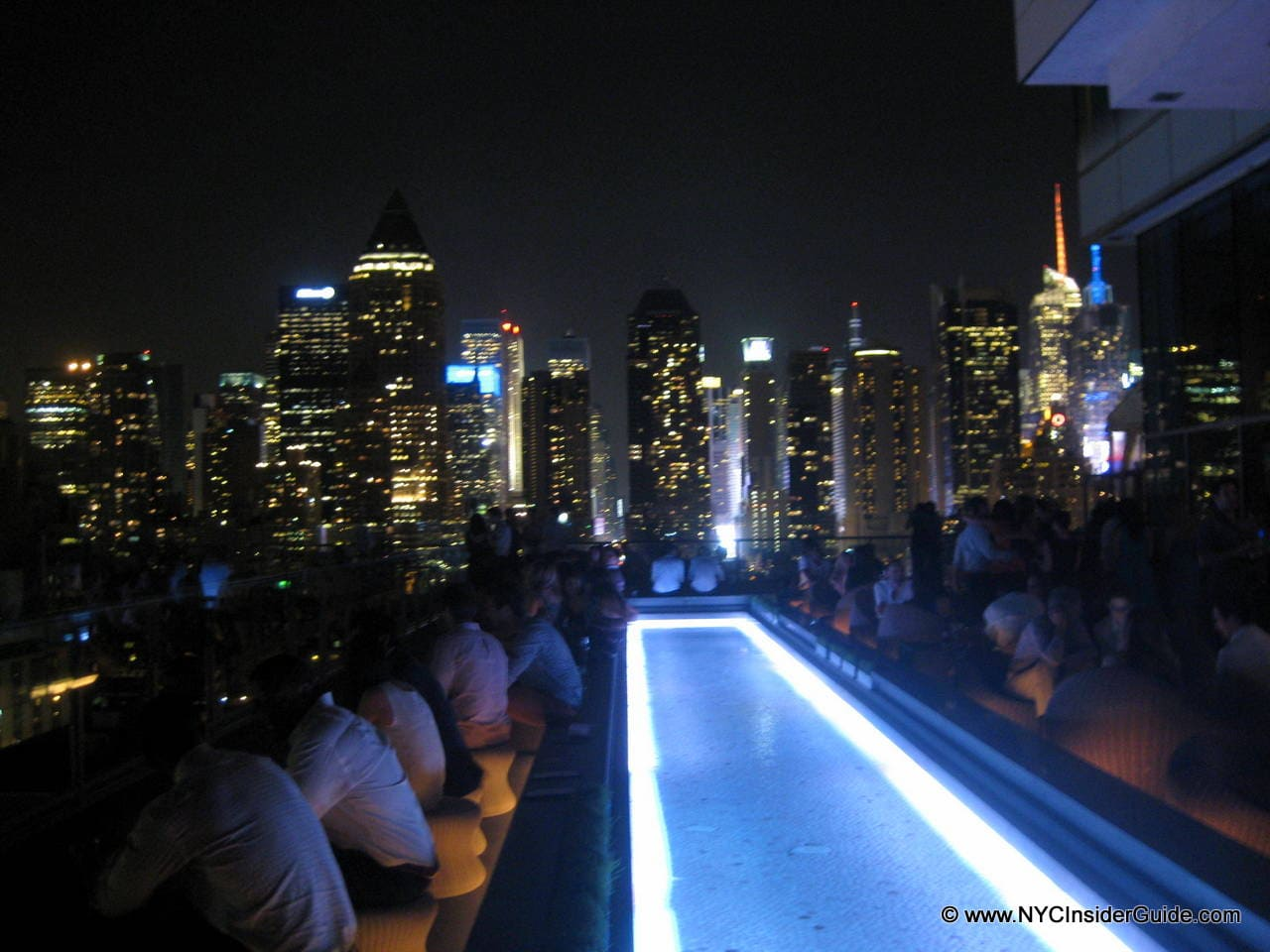 Best New York City Hotel Rooftops | Skyline Views, Cocktails