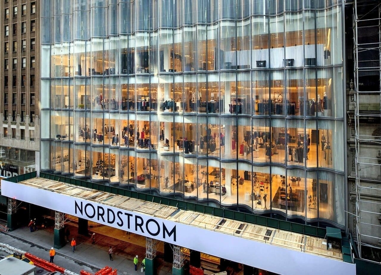 Nordstrom Shopping in NYC