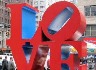 Valentines Day in New York City