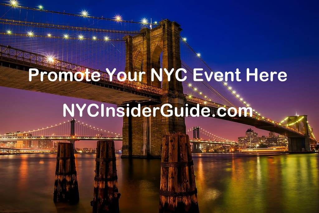 NYC Event Listings