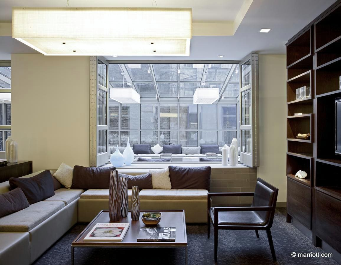 Spacious Suite Hotels in Midtown NYC