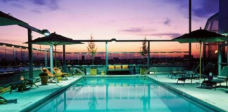 New York City Hotels with Pools