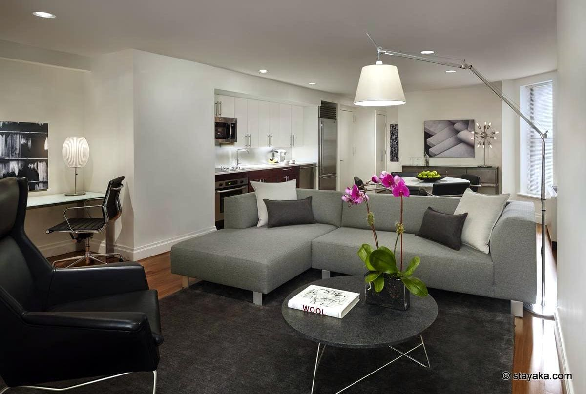 Best Suite Hotels New York City Kitchen Family Space Legal Rental
