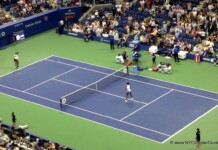 US Tennis Open NYC