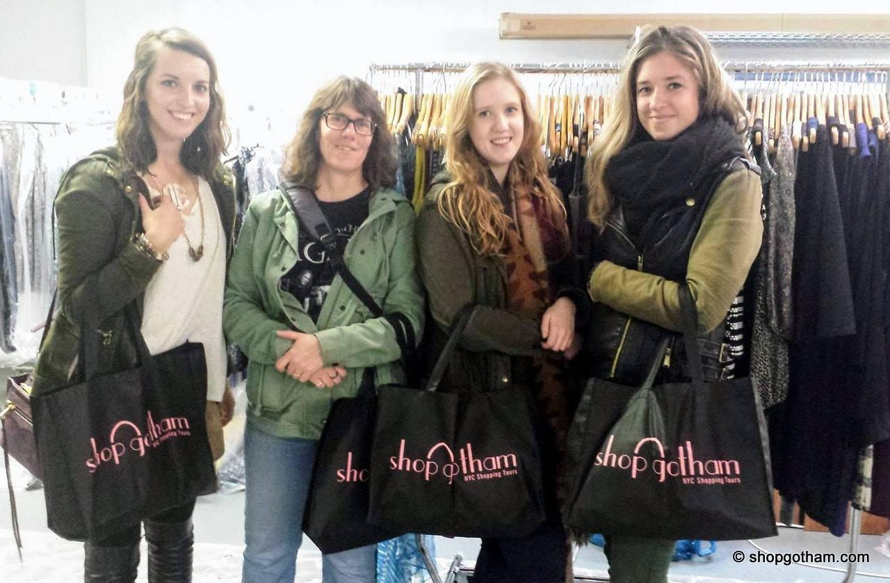 NYC Garment Center Insider Shopping Tour