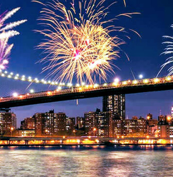 July 4th in New York City