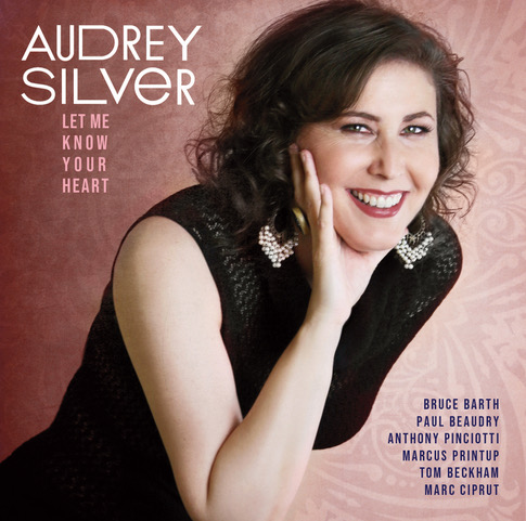 Audrey Silver Let Me Know Your Heart CD Release Party