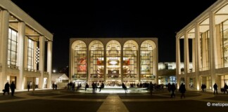 Metropolitan Opera at Lincoln Center