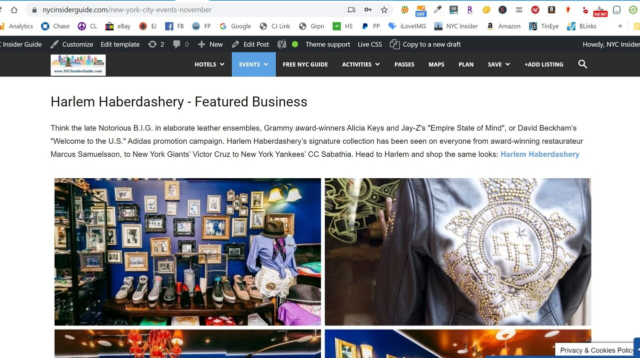 Featured Monthly Business