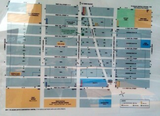 Garment District Fashion Center NYC Free Map Guide