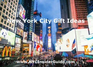 New York City Gift Ideas