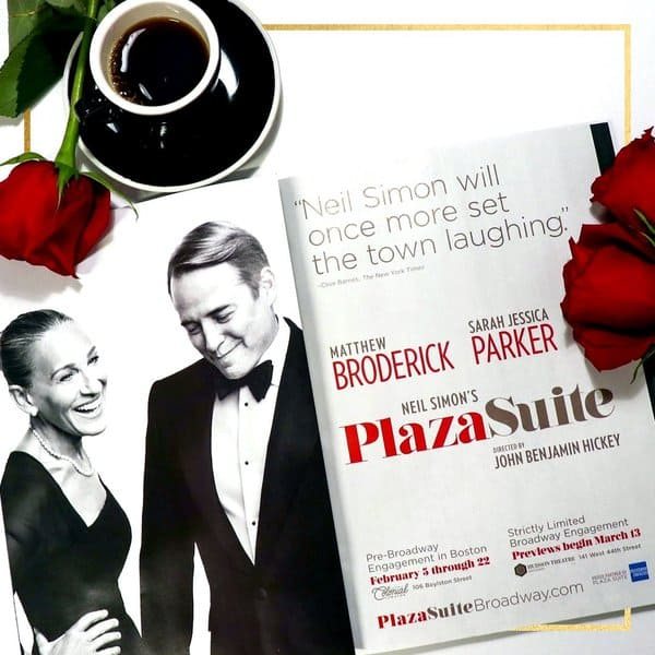 Plaza Suite Comedy Play