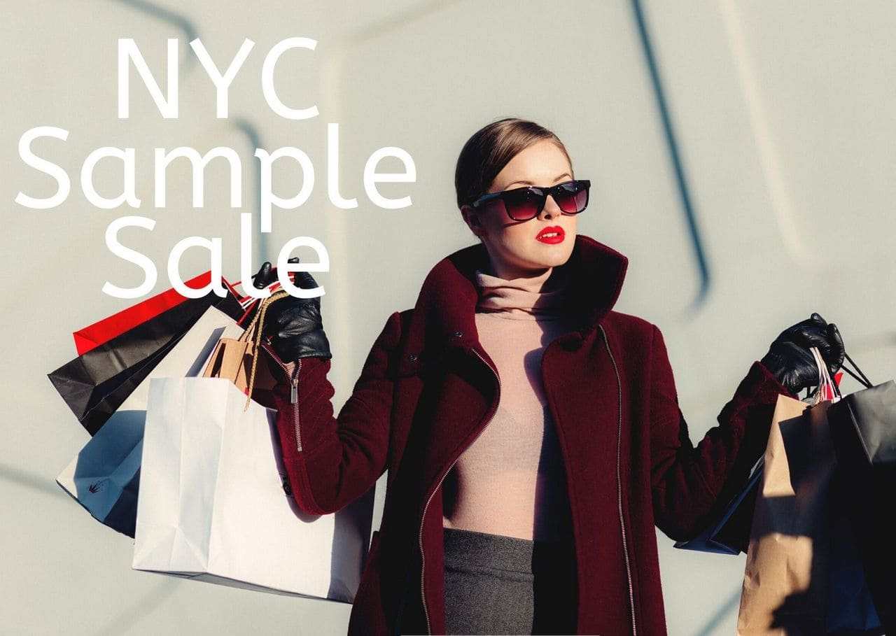 NYC Sample Sales November